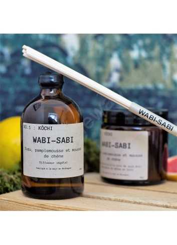 Diffuseur végétal NO.1 : Kôchi Wabi-Sabi