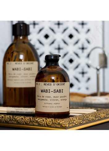 Diffuseur végétal NO.2 : Rêves d'orient Wabi-Sabi