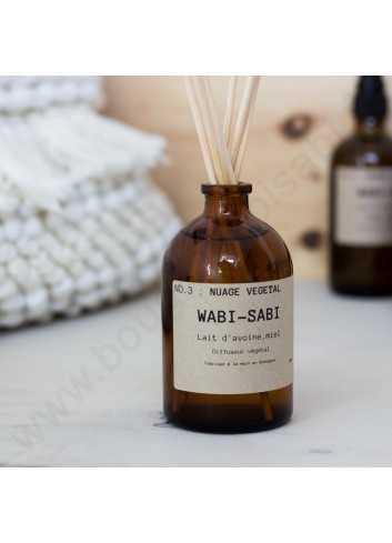 Diffuseur végétal NO.3 : Nuage végétal Wabi-Sabi