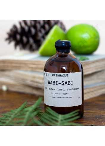 Diffuseur végétal NO.8 : Copenhague Wabi-Sabi