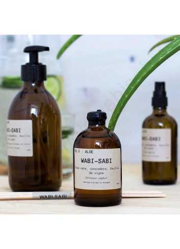 Diffuseur végétal NO.9 : Aloe Wabi-Sabi